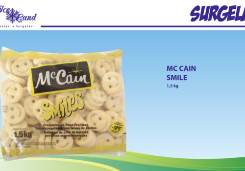 Patate Smile Mccain