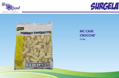 Crocchè Mccain