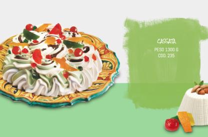 Torta Cassata Sigel