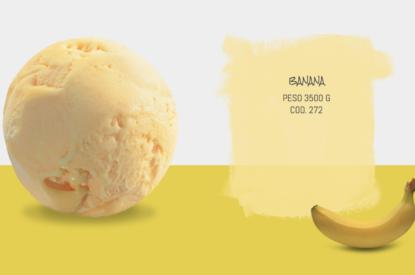 Mantecato Banana
