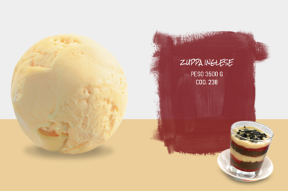 Mantecato Zuppa Inglese