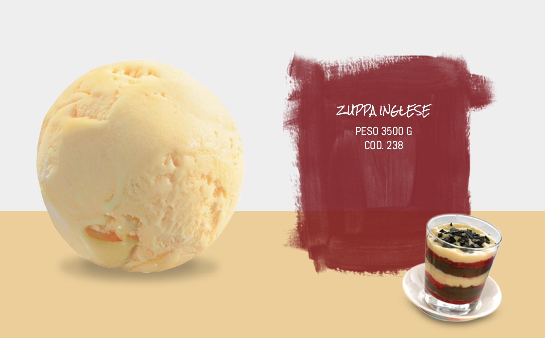 Mantecato Zuppa Inglese