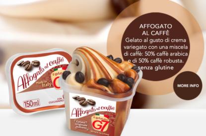 Gelato Affogato Al Caffè In Monoporzione 80gr G7