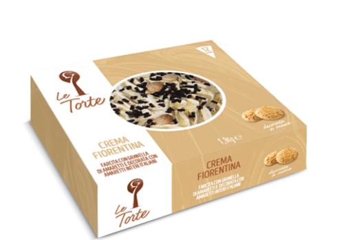 Torta G7 Crema Fiorentina