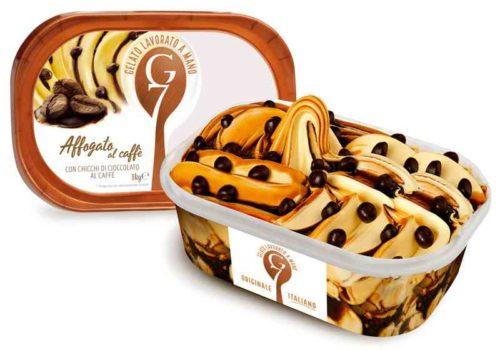 Gelato G7 1kg Affogato Al Caffè