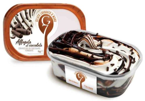 Gelato G7 1kg Affogato Cioccolato