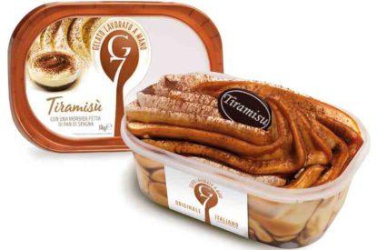 Gelato G7 1kg Tiramisu