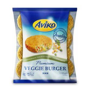 AVIKO VEGGIE BURGER
