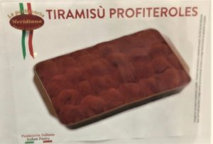 EFFEPI PROFITTEROLES TIRAMISU