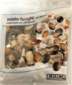 ERICA MISTO FUNGHI CON PORCINI GR300