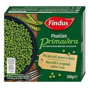 FINDUS PISELLINI PRIMAVERA GR.300X14