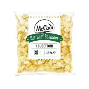 MC.CAIN PATATE CUBETTONI KG.2,5