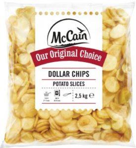 MC.CAIN PATATE DOLLARS KG.2.5
