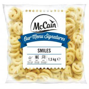 MC.CAIN PATATE SMILE KG.1,5