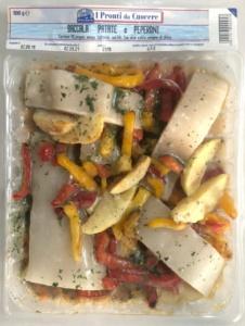 baccal… patate e peperoni